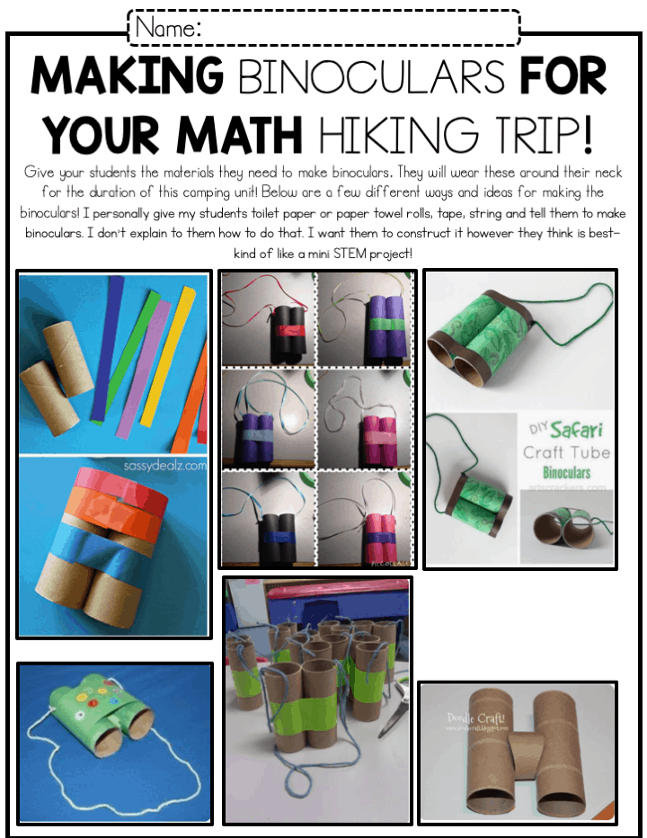 Camping themed activities for the last month or weeks of school! There are PRINT AND GO 2nd grade and 3rd grade worksheets, Project Based Learning printable activities, STEM activities, fishing for grammar and math activities, and other math centers you can set up around your room! Once all set up, this will last you 2 weeks so you won't have to worry about preparing anything for those two weeks of school! Happy End of the year!